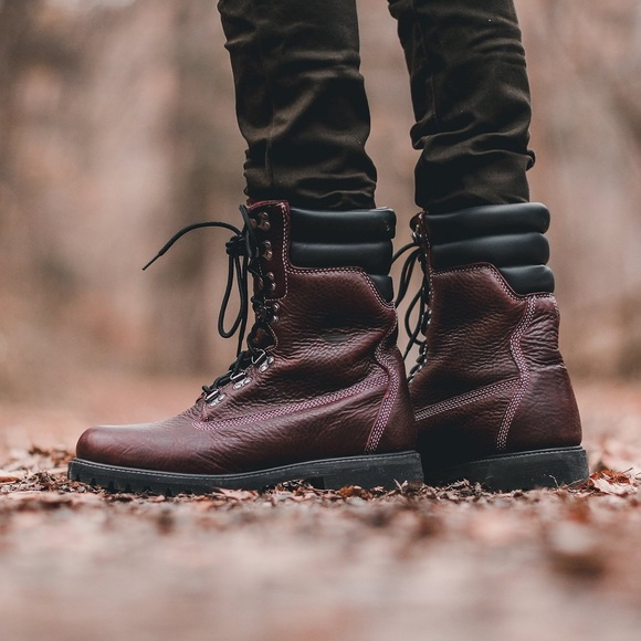 new products 1cfeb ee20f Timberland (CHERRY) 40 Below